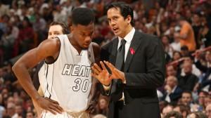 HEAT Coach Leads White Hot HEAT