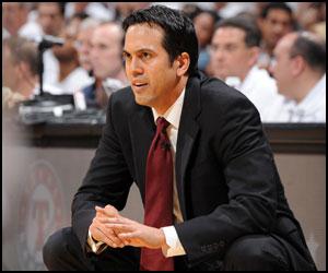 Erik Spoelstra - Miami HEAT Coach