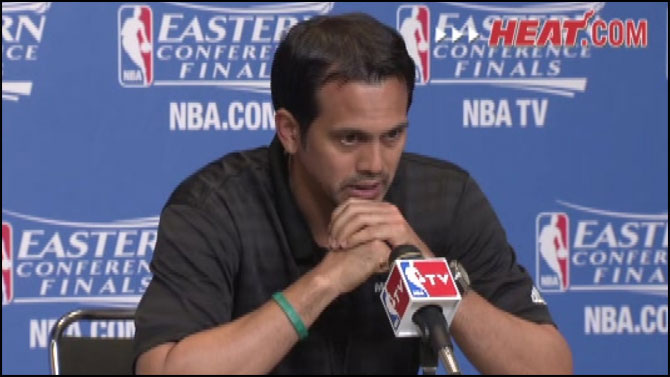 Shootaround Video from May 26, 2014