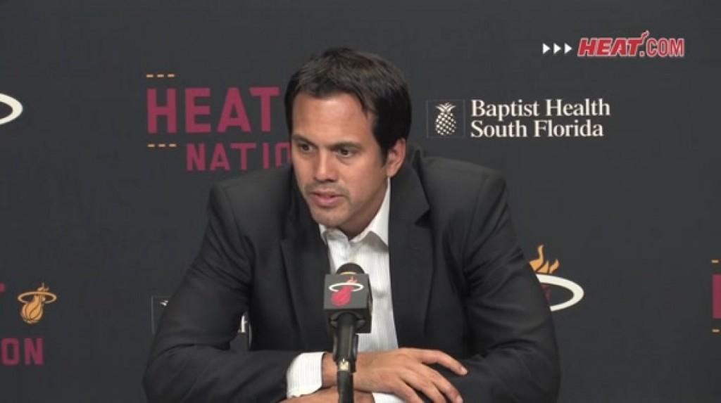 Spoelstra fires back at Dragic critics
