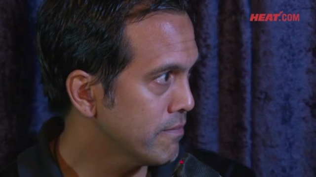 Bahamas Training Camp Day 1: Erik Spoelstra