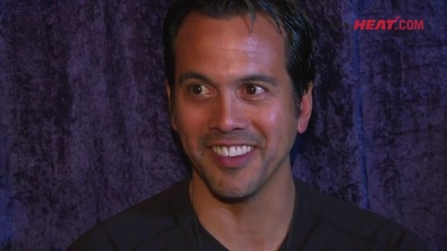 Bahamas Training Camp Day 3: Erik Spoelstra