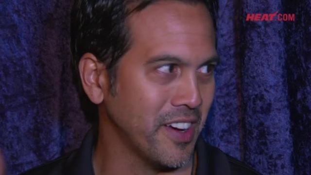Bahamas Training Camp Day 4: Erik Spoelstra