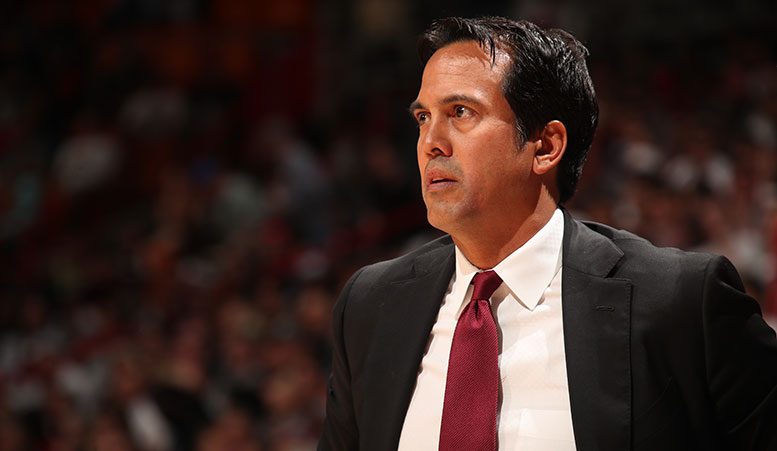 Amid HEAT Turnaround, Spoelstra Drawing Daly Comparisons