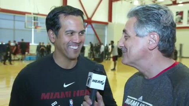 Tony Fiorentino 1-on-1 With Erik Spoelstra