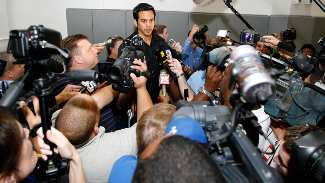 Grantland Archives: Spoelstra in the Philippines