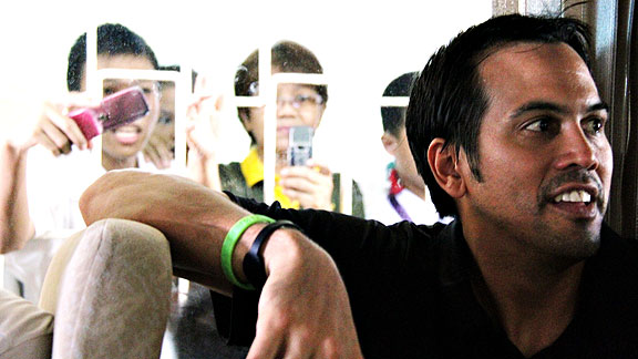 Spoelstra in the Philippines