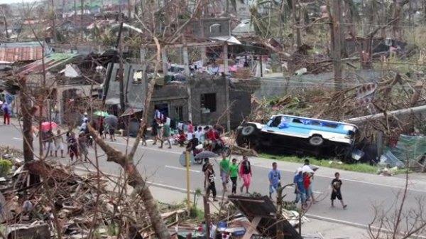 Spoelstra Discusses Disaster Relief