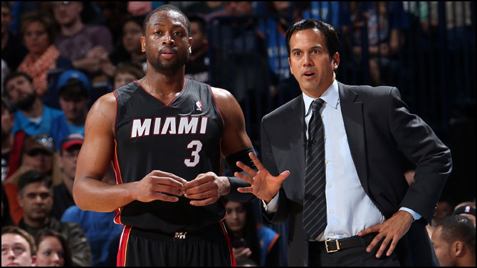 Miami Heat players appreciate coach Erik Spoelstra's willingness to accept input