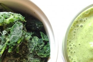 How to Make a Basic Green Smoothie
